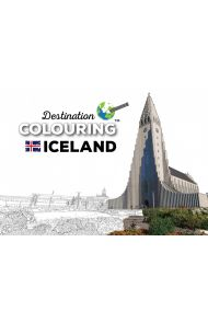 Destination colouring Iceland
