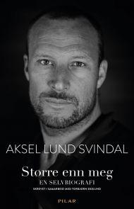 Aksel Lund Svindal - SIGNERT