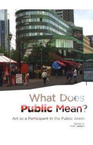 What does public mean?