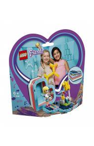 Lego Stephanies Sommerhjerteboks 41386
