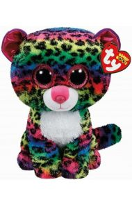 Bamse TY DotTY Multicolor Leopard Med