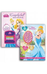 Prinsesse aktivitetsbokpakke