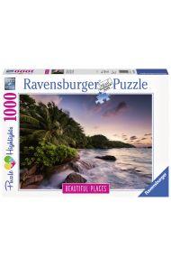 Puslespill Ravensburger 1000 Seychellene