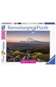 Puslespill Ravensburger 1000 Mount Hood