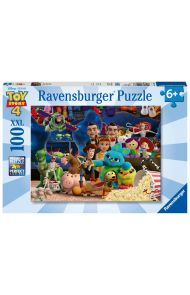 Puslespill Ravensburger 100 Toy Story