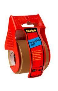 Pakketape Scotch C5020D Br 50Mmx20M Disp