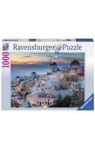Puslespill Ravensburger 1000 Santorini