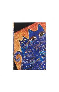Kalender'Paperblanks 12M 2020 Mediterranean Cats M