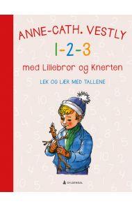 1-2-3 med Lillebror og Knerten. Lek og lær med tallene