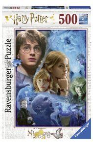 Puslespill 500 Harry Potter Ravensburger