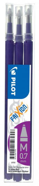 Refill Pilot Frixion 0,7 lilla (3)