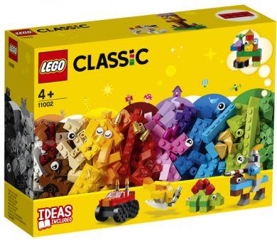 Lego Sett Med Basisklosser 11002