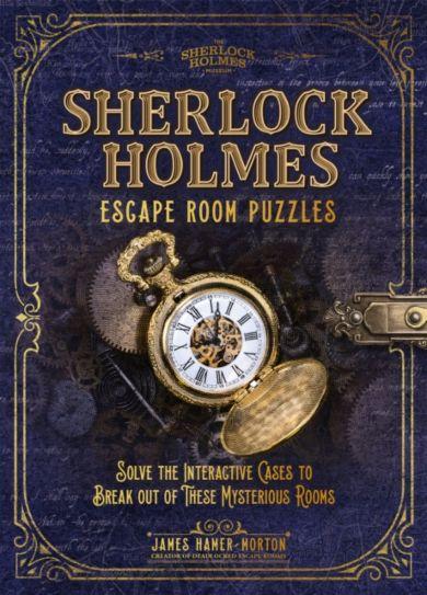 Sherlock Holmes Escape Room Puzzles