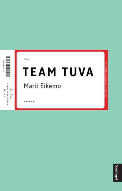 Team Tuva - SIGNERT ved nettbestilling
