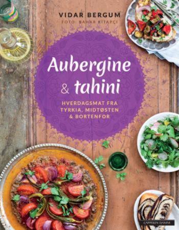 Aubergine & tahini - SIGNERT ved nettbestilling med hjemsending.