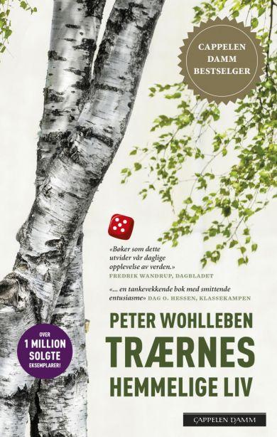 Trærnes hemmelige liv av Peter Wohlleben