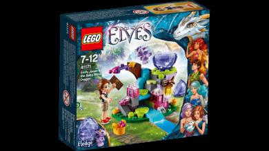 Lego Emily Jones og babyvinddragen 41171
