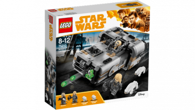 Lego Molochs Landspeeder 75210