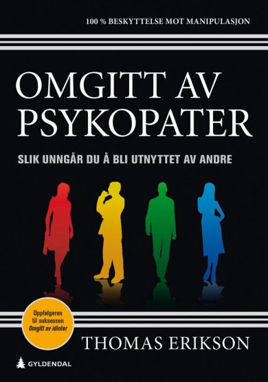 Omgitt av psykopater