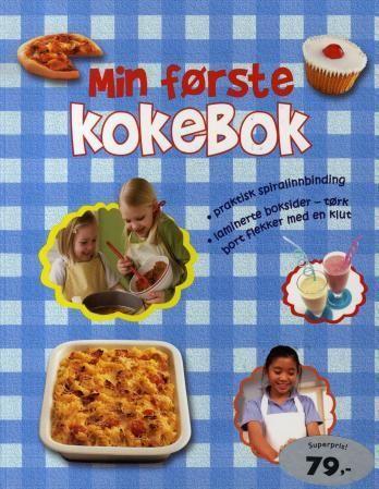 Min første kokebok