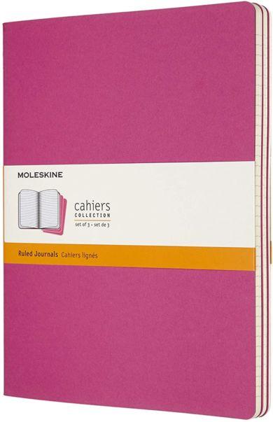 Moleskine Cahier Jrnls Xl Rld Kin Pink