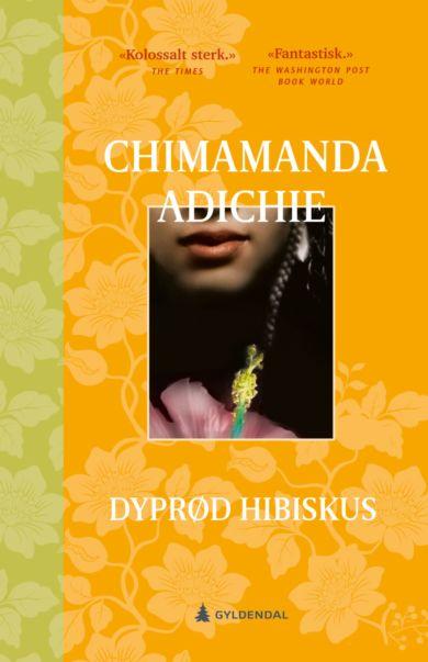 Dyprød hibiskus