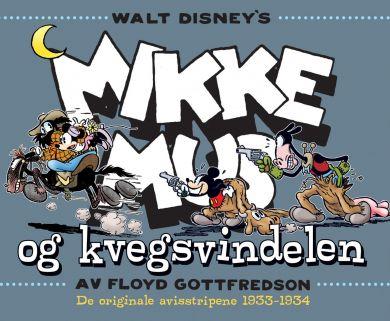 Walt Disney's Mikke Mus og kvegsvindelen