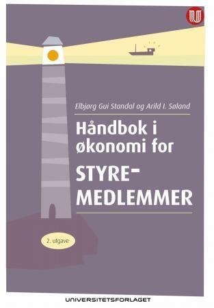 Håndbok i økonomi for styremedlemmer