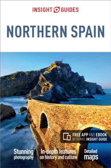 Insight Guides Northern Spain (Travel Guide with F