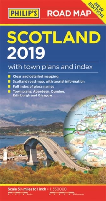 Philip's Scotland Road Map