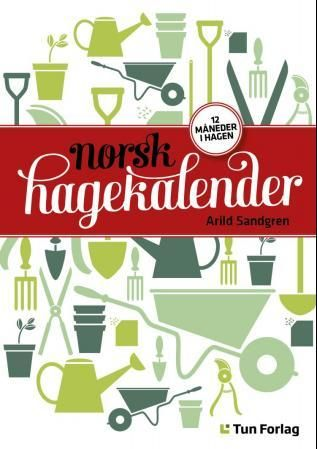 Norsk hagekalender