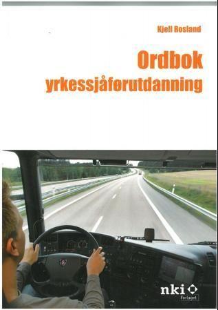 Ordbok yrkessjåførutdanning