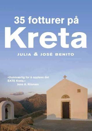 35 fotturer på Kreta