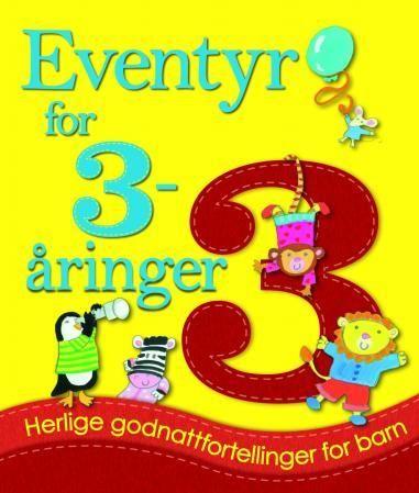 Eventyr for 3-åringer