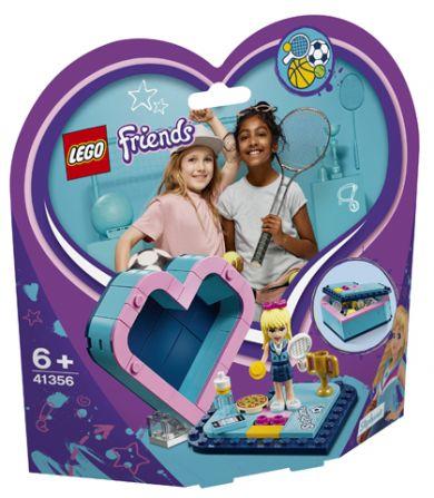 Lego Stephanies Hjerteboks 41356