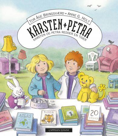 Karsten og Petra redder en tiger!
