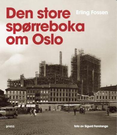 Den store spørreboka om Oslo