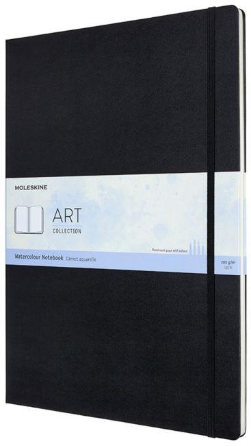 Moleskine Art Watercol Ntbk A3 Black