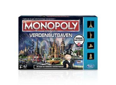 Spill Monopol Verdensutgaven