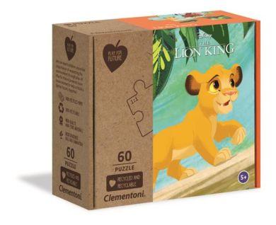Puslespill 60 Lion King  Clementoni