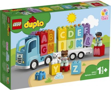 Lego Alfabetbil 10915