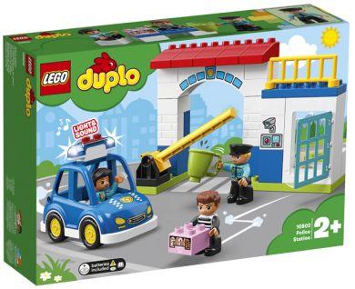 Lego Politistasjon 10902