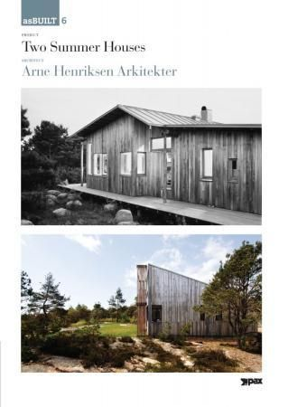 Project: Two summer houses, architect: Arne Henriksen arkitekter