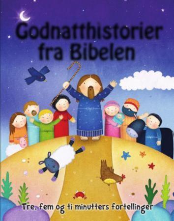 Godnatthistorier fra Bibelen