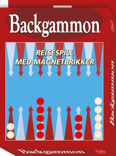 Backgammon, reisespill
