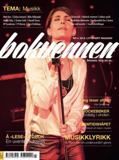 Bokvennen. Nr. 4 2015