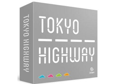 Spill Tokyo Highway