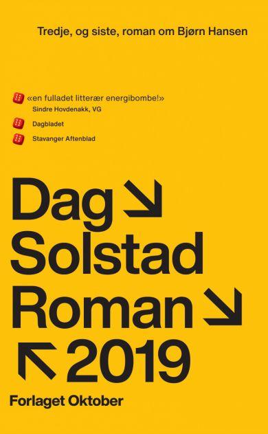 Tredje, og siste, roman om Bjørn Hansen