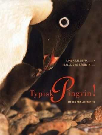 Typisk pingvin!