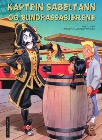 Kaptein Sabeltann og blindpassasjerene